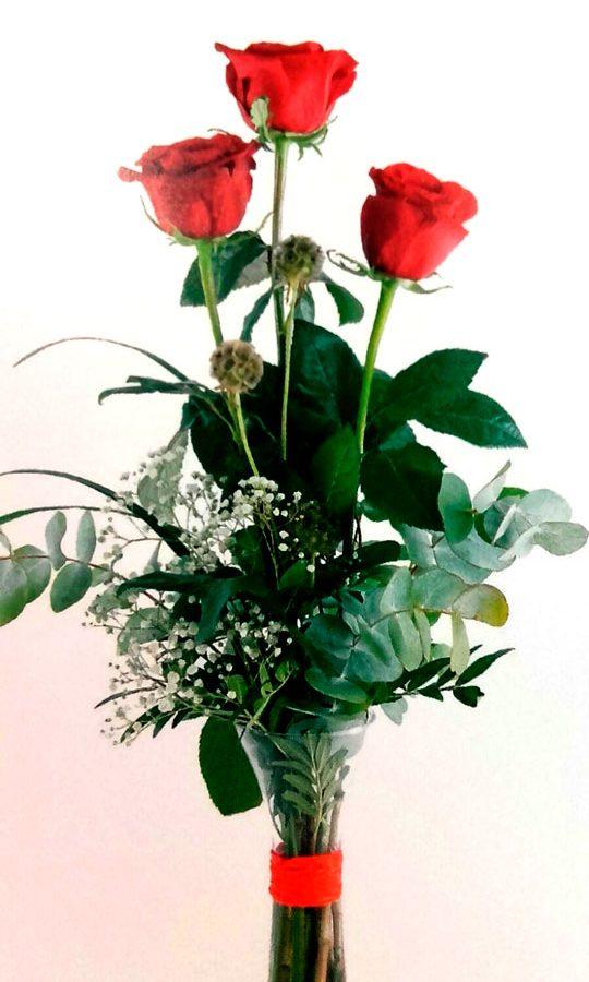 tercia-rosas